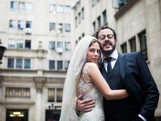 El matrimonio de Eva y Jorge 2