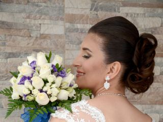 El matrimonio de Álex y Christine 1
