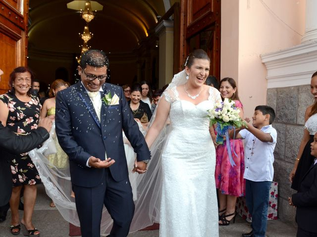 El matrimonio de Álex y Christine