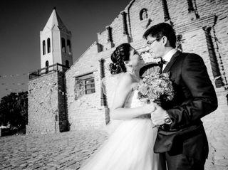 El matrimonio de Eliana y Giancarlo