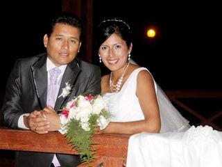 El matrimonio de Mónica y Andrés