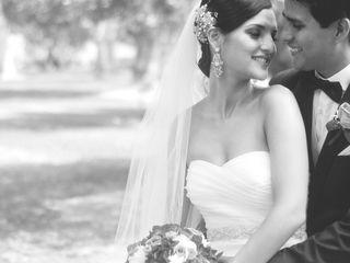 El matrimonio de Christel y Jorge