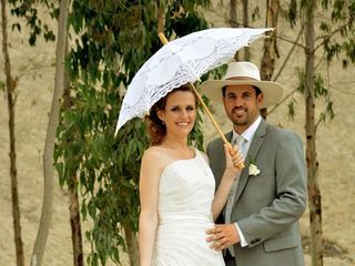 El matrimonio de Irene y Alonso 1