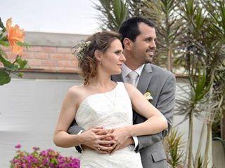 El matrimonio de Irene y Alonso 3