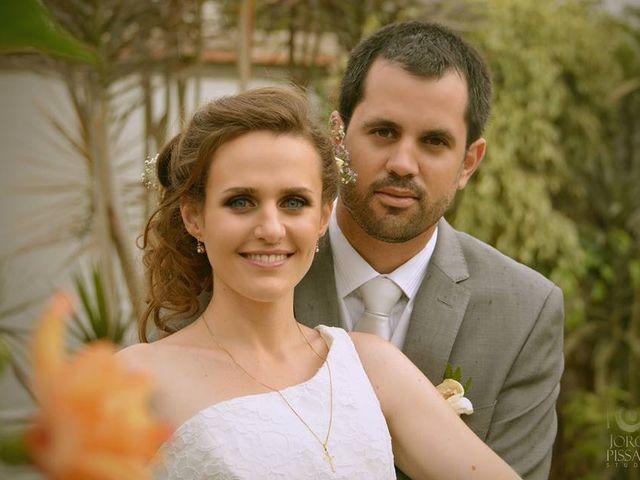 El matrimonio de Irene y Alonso