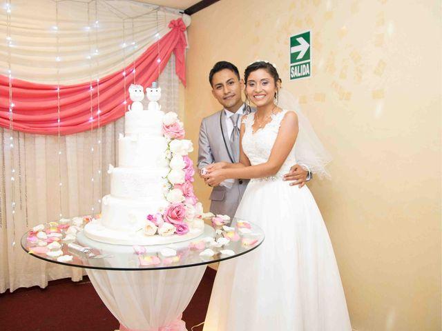 El matrimonio de Mayumi  y Cesar   en Jesús María, Lima 2