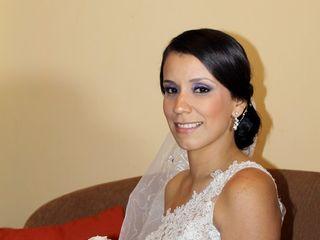 El matrimonio de Claudia y Alfredo