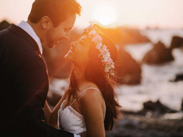 El matrimonio de Nicollette y Javier