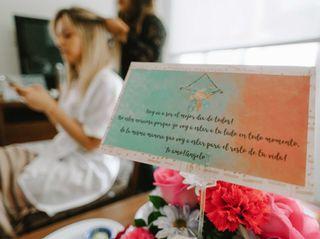 El matrimonio de Ana Lucia y Ángelo 2