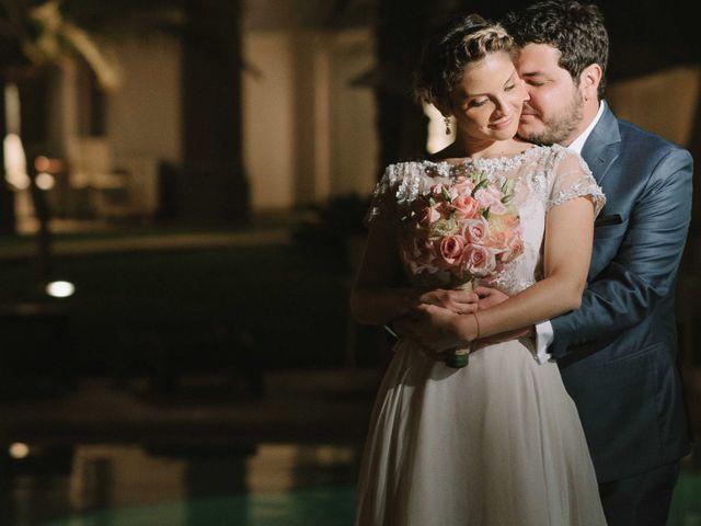 El matrimonio de Ana Lucia y Ángelo