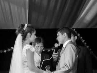 El matrimonio de Elisa  y Alejandro 1