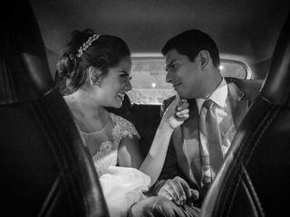 El matrimonio de Elisa  y Alejandro