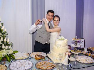 El matrimonio de Lisa y Luis