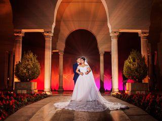 El matrimonio de Giuliana y Hugo