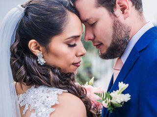 El matrimonio de Emily y Peter