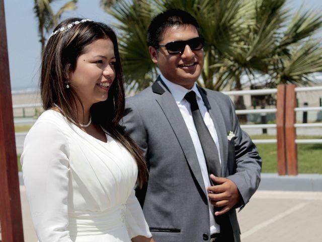 El matrimonio de Ruben y Karin en Chongoyape, Lambayeque 1