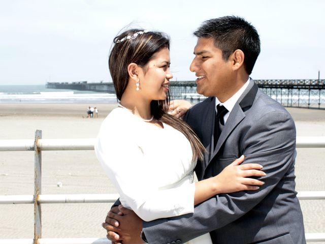 El matrimonio de Ruben y Karin en Chongoyape, Lambayeque 2