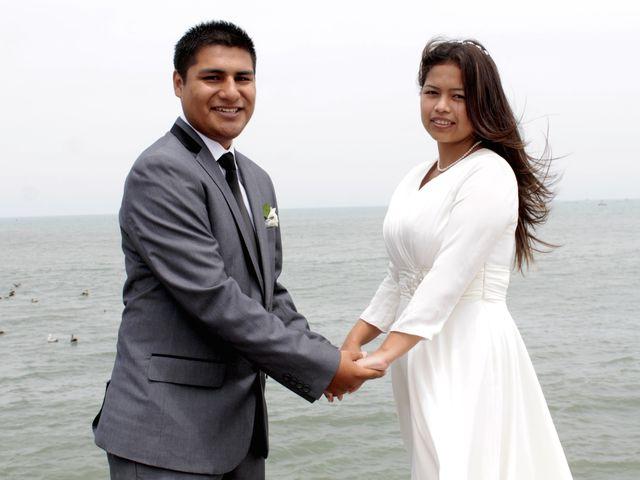 El matrimonio de Ruben y Karin en Chongoyape, Lambayeque 4