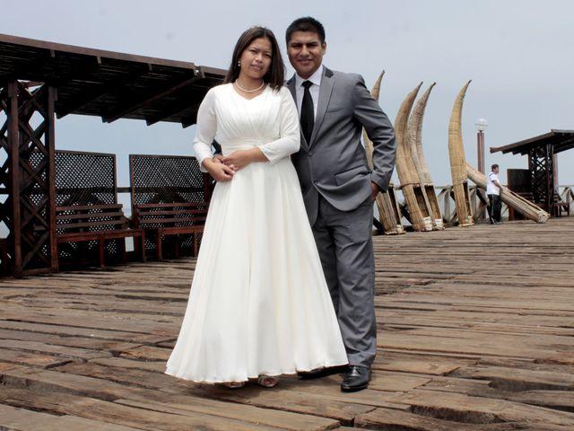 El matrimonio de Ruben y Karin en Chongoyape, Lambayeque 5