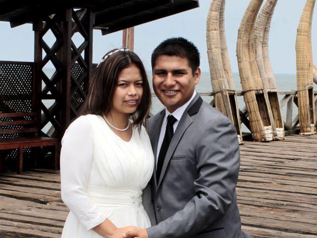 El matrimonio de Ruben y Karin en Chongoyape, Lambayeque 6