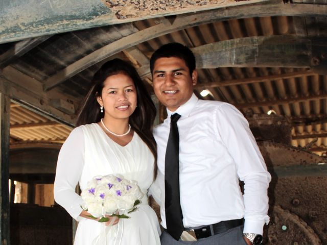 El matrimonio de Ruben y Karin en Chongoyape, Lambayeque 10