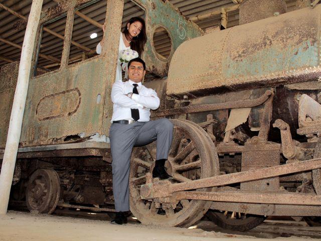 El matrimonio de Ruben y Karin en Chongoyape, Lambayeque 12