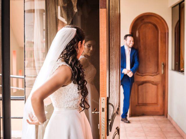 El matrimonio de Peter y Emily en Lima, Lima 11