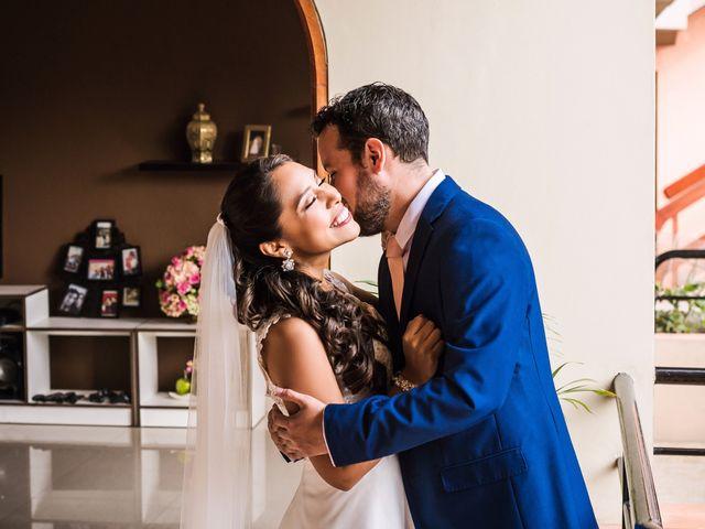 El matrimonio de Peter y Emily en Lima, Lima 15