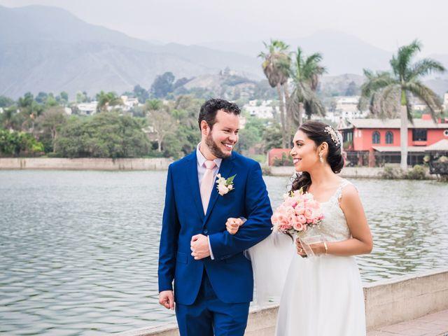 El matrimonio de Peter y Emily en Lima, Lima 16