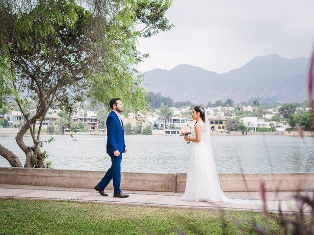 El matrimonio de Peter y Emily en Lima, Lima 18