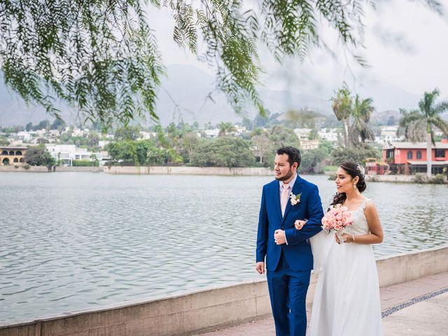El matrimonio de Peter y Emily en Lima, Lima 21