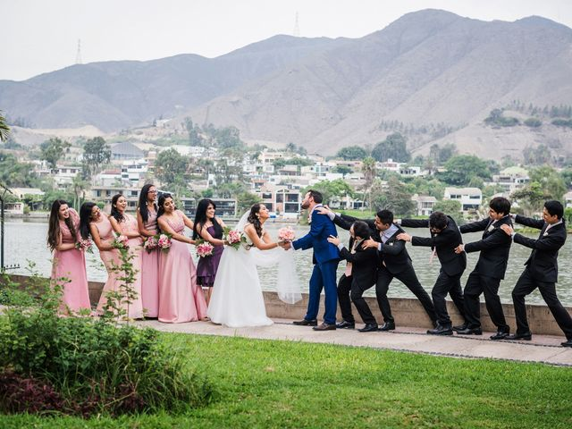 El matrimonio de Peter y Emily en Lima, Lima 32