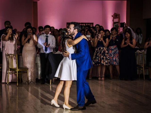 El matrimonio de Peter y Emily en Lima, Lima 49