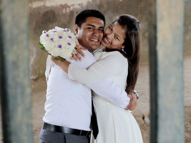 El matrimonio de Ruben y Karin en Chongoyape, Lambayeque 16