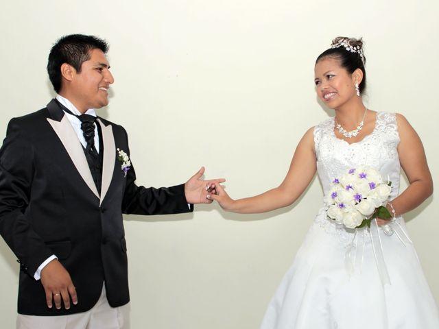 El matrimonio de Ruben y Karin en Chongoyape, Lambayeque 22
