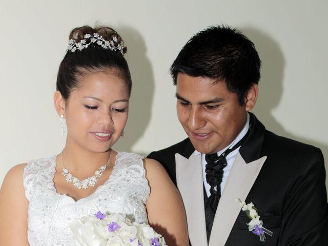 El matrimonio de Ruben y Karin en Chongoyape, Lambayeque 24
