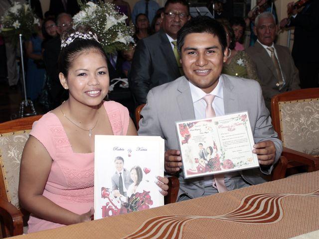 El matrimonio de Ruben y Karin en Chongoyape, Lambayeque 27