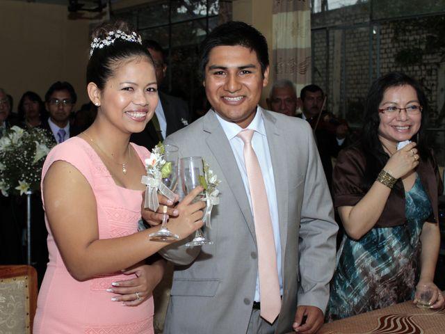 El matrimonio de Ruben y Karin en Chongoyape, Lambayeque 28