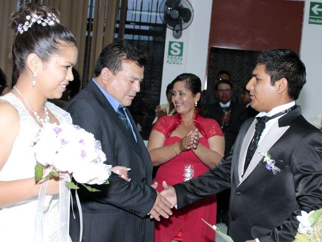El matrimonio de Ruben y Karin en Chongoyape, Lambayeque 32