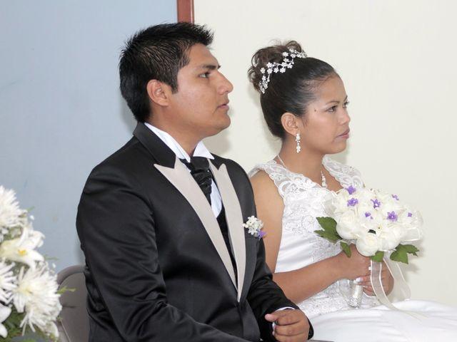 El matrimonio de Ruben y Karin en Chongoyape, Lambayeque 36
