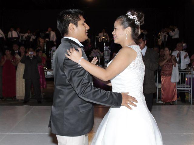 El matrimonio de Ruben y Karin en Chongoyape, Lambayeque 40