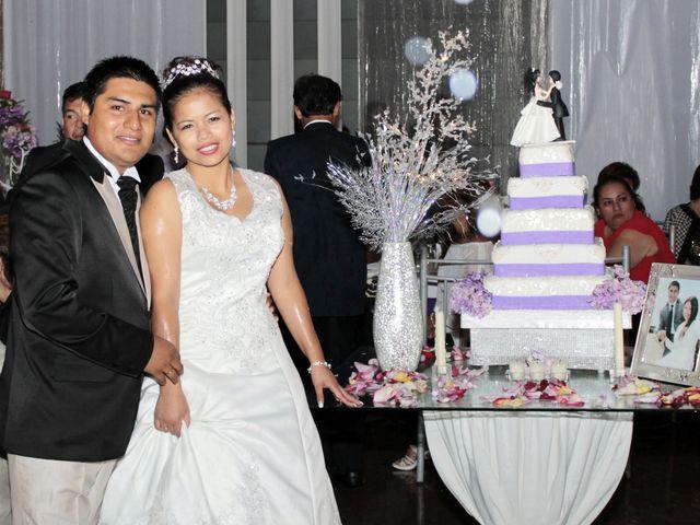 El matrimonio de Ruben y Karin en Chongoyape, Lambayeque 41