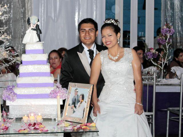 El matrimonio de Ruben y Karin en Chongoyape, Lambayeque 42