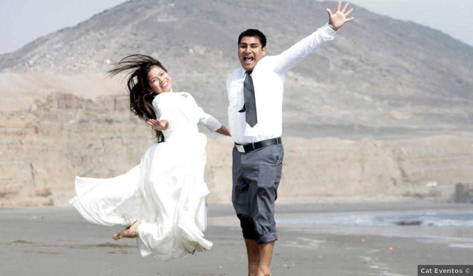 El matrimonio de Ruben y Karin en Chongoyape, Lambayeque