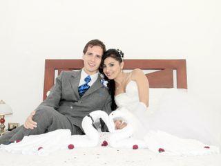 El matrimonio de Valeria y Alberto