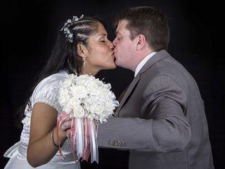 El matrimonio de Julissa y Andrew