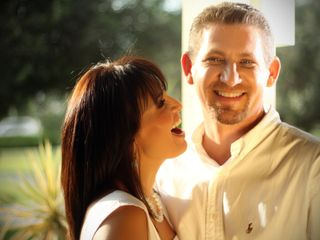 El matrimonio de Liz y Mike 1
