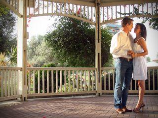 El matrimonio de Liz y Mike 2