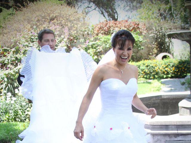 El matrimonio de Mike y Liz en Lima, Lima 18