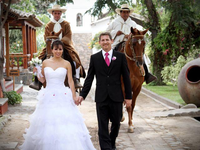 El matrimonio de Liz y Mike